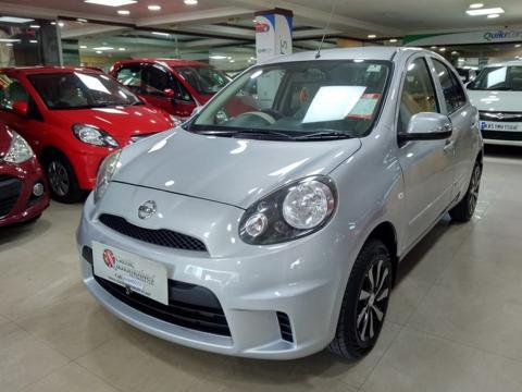 Nissan Micra XV Petrol Active (2014) in Gulbarga