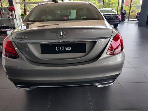 Mercedes Benz C Class C 220d Progressive (2020) in Alappuzha