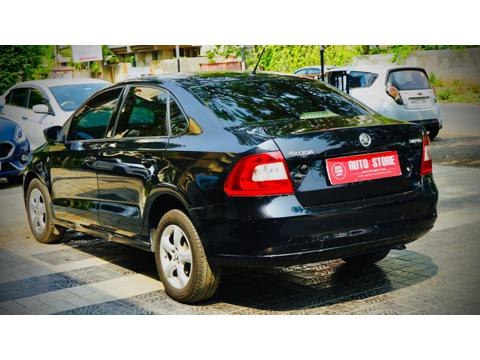Skoda Rapid Ambition 1.5 TDI AT (2015) in Dhule