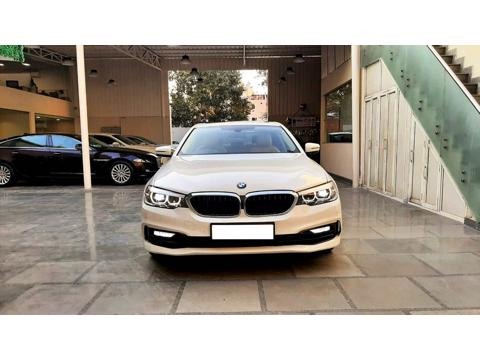 BMW 5 Series 520d Sedan Luxury (2018) in Faridabad