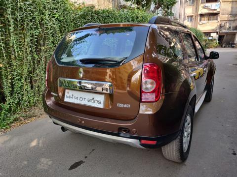 Renault Duster RxZ Diesel 110PS (2013) in Mumbai