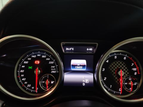 Mercedes Benz GLE Coupe 450 AMG (2017) in Mumbai