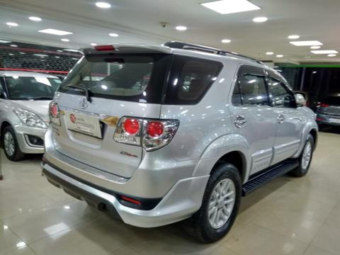 Toyota Fortuner 3.0 4X4 MT (2014) in Dharwad