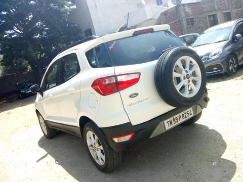 Ford EcoSport 1.5 Ti-VCT Titanium (MT) Petrol (2019) in Coimbatore