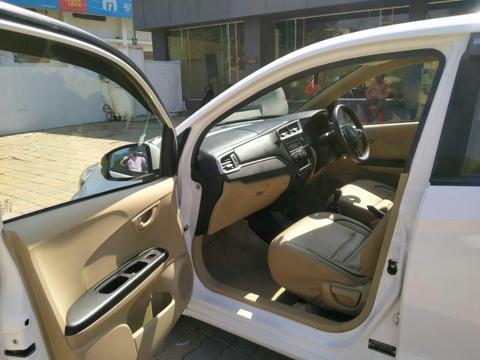 Honda Amaze S MT Petrol (2017) in Jalgaon
