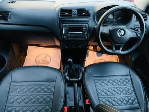 Volkswagen Polo Trendline 1.0L (P) (2018) in Pathanamthitta