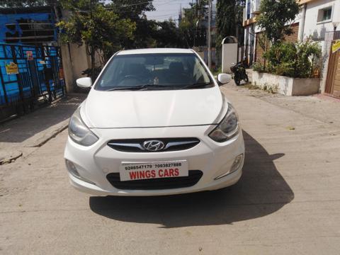 Hyundai Verna Fluidic 1.6 CRDI SX (2013) in Hyderabad