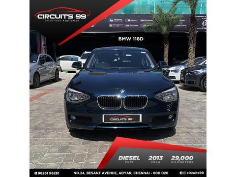 BMW 1 Series 118d Sport (2013) in Chennai