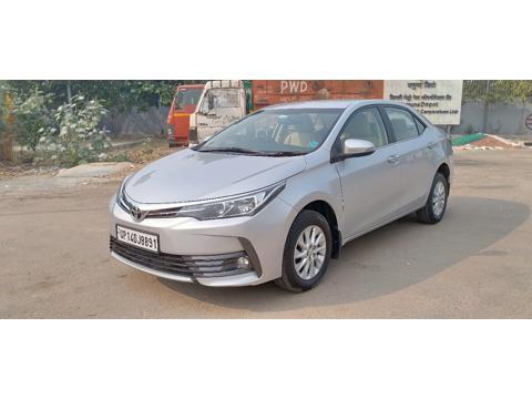 Toyota Corolla Altis 1.8G(CVT) (2017) in Faridabad