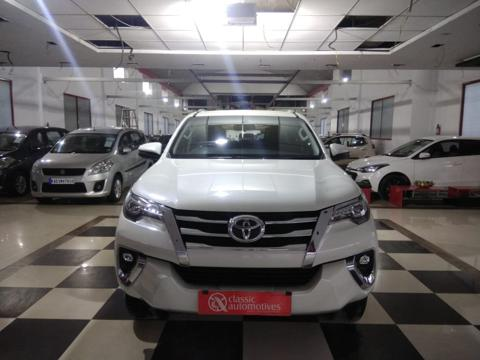 Toyota Fortuner 2.8 4x2 MT (2018) in Hubli