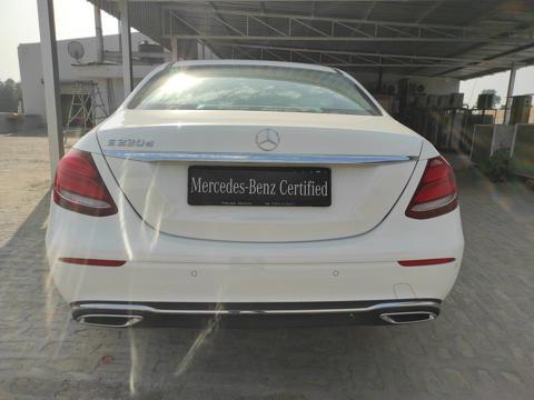 Mercedes Benz E Class E 220d Exclusive (2020) in Mohali