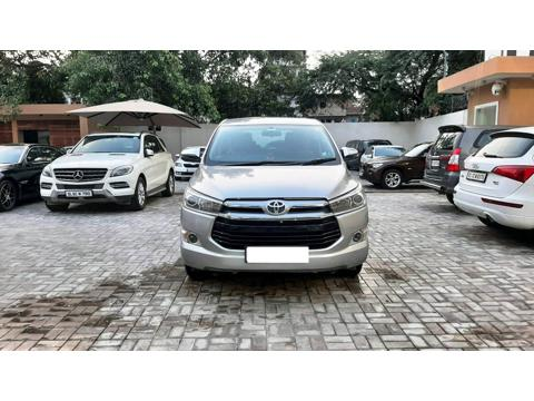 Toyota Innova Crysta 2.8 ZX AT 7 Str (2018) in Faridabad