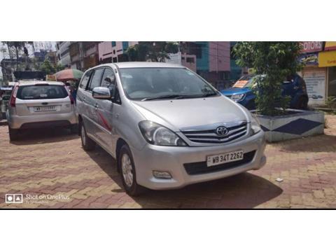 Toyota Innova 2.5 V 8 STR (2009) in Kolkata