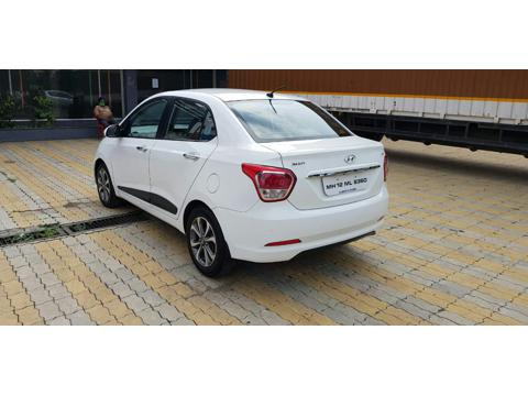 Hyundai Xcent 1.2L Kappa Dual VTVT 5-Speed Manual SX (O) (2015) in Parbhani