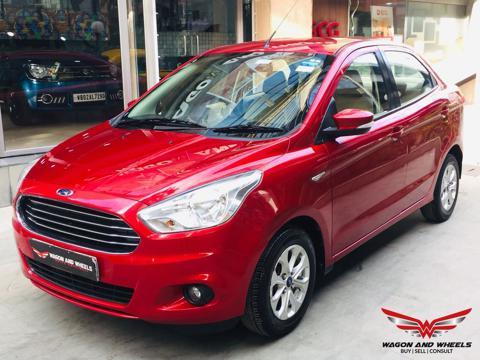 Ford Figo Aspire 1.2 Ti-VCT Titanium (MT) Petrol (2016) in Kharagpur