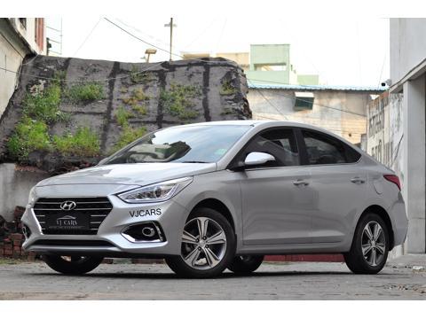 Hyundai Verna Fluidic 1.6 VTVT SX (2018) in Chennai