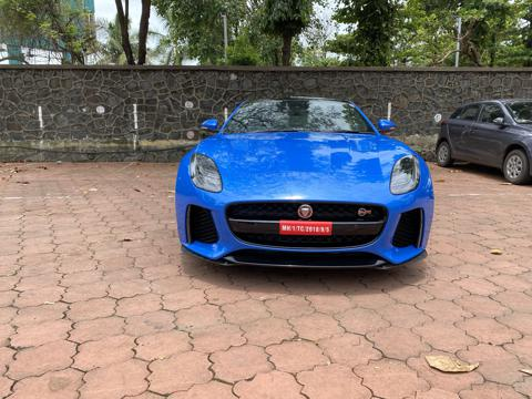 Jaguar F Type SVR Coupe (2018) in Satara