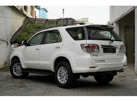 Toyota Fortuner 3.0 4X4 MT (2012) in Chennai