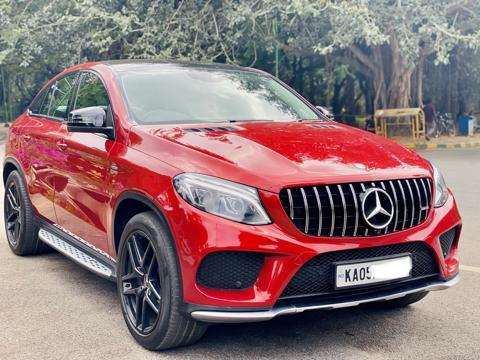 Mercedes Benz GLE Coupe 43 4MATIC (2018) in Bangalore