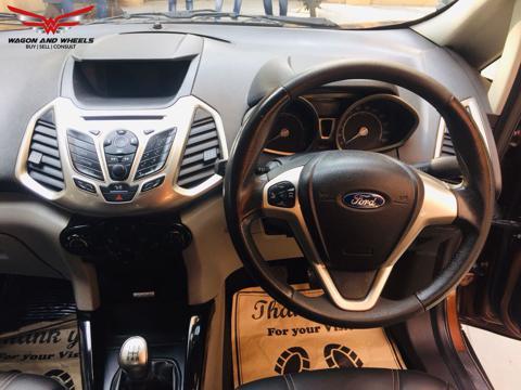 Ford EcoSport 1.5 TDCi Titanium(O) MT Diesel (2016) in Kharagpur