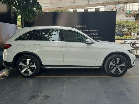 Mercedes Benz GLC 220 d (2016) in East Godavari