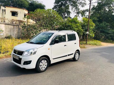 Maruti Suzuki Wagon R 1.0 MC LXI CNG (2015) in Vadodara