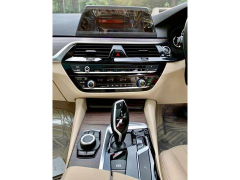BMW 5 Series 520d Sedan Luxury (2020) in Faridabad
