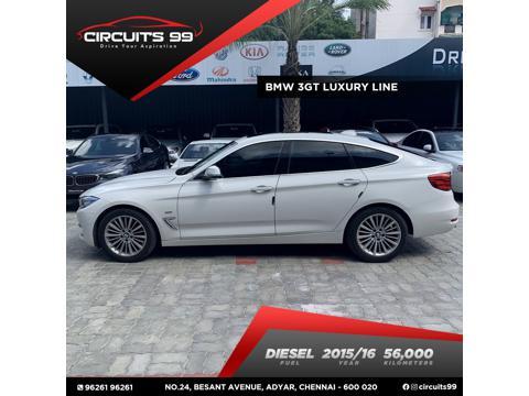 BMW 3 Series GT 320d Luxury Line (2015) in Chennai