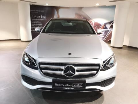 Mercedes Benz E Class E 220 d (2019) in Alwar