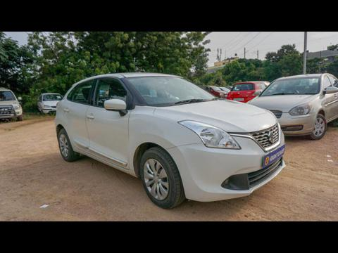 Maruti Suzuki Baleno Delta CVT Petrol (2016) in Hyderabad