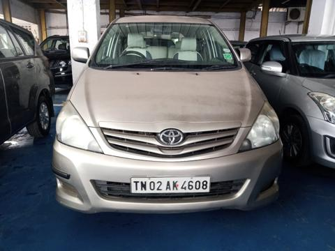 Toyota Innova 2.5 G4 8 STR (2009) in Chennai