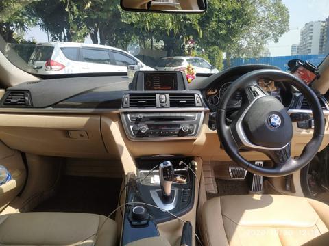BMW 3 Series GT 320d Luxury Line (2015) in Satara