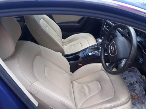 Audi A4 2.0 TDI Multitronic Premium (2014) in Asansol