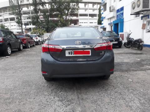 Toyota Corolla Altis D 4D J(S) (2014) in Asansol