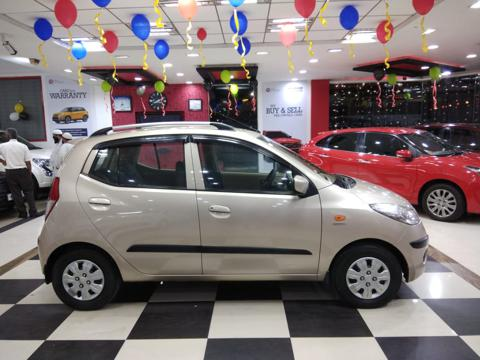 Hyundai i10 Sportz 1.2 AT (2010) in Gulbarga