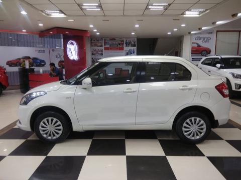 Maruti Suzuki New Swift DZire VXI (2016) in Hospet