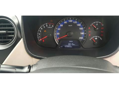 Hyundai Xcent 1.2L Kappa Dual VTVT 5-Speed Manual SX (2017) in Parbhani
