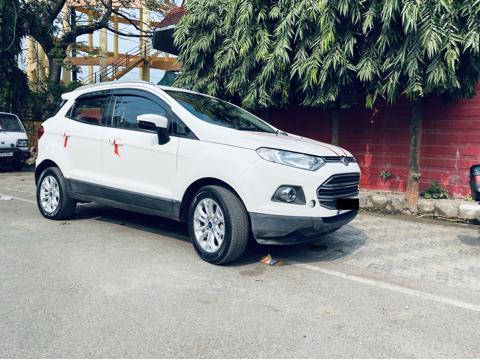 Ford EcoSport 1.5 TDCi Titanium(O) MT Diesel (2015) in Jaunpur