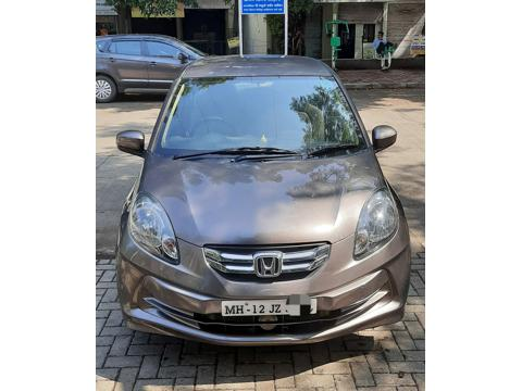 Honda Amaze S MT Diesel (2013) in Pune