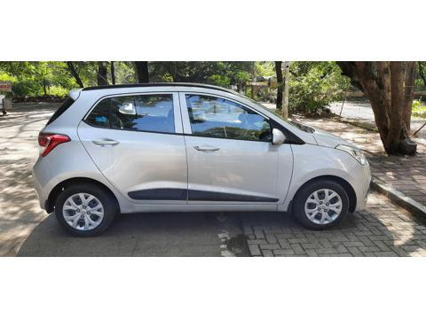 Hyundai Grand i10 Sportz 1.2 Kappa VTVT (2017) in Pune