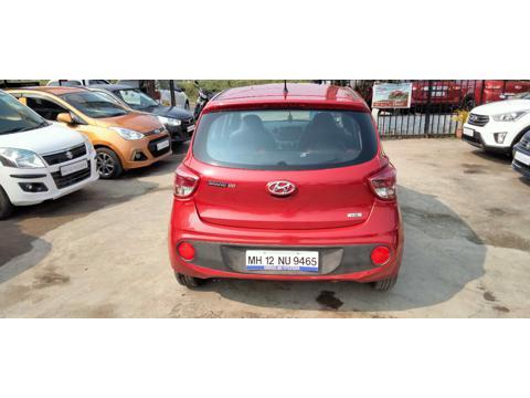 Hyundai Grand i10 Magna 1.2 VTVT Kappa Petrol (2017) in Pune