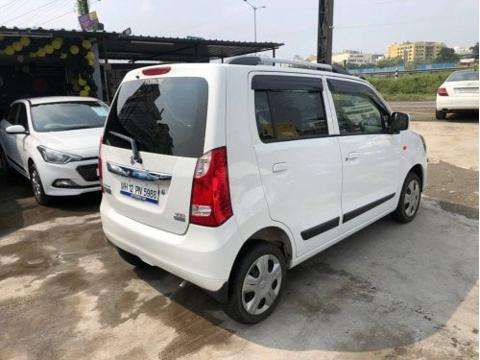 Maruti Suzuki Wagon R 1.0 VXI+ AMT (O) (2017) in Pune