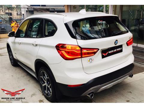 BMW X1 sDrive20d xLine (2017) in Kolkata