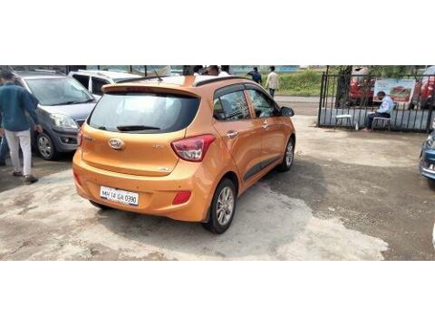 Hyundai Grand i10 Asta(O) 1.2 VTVT Kappa Petrol (2017) in Pune