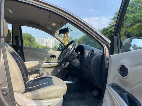 Nissan Sunny XV CVT (2017) in Hyderabad