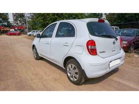 Nissan Micra XV Diesel (2012) in Hyderabad