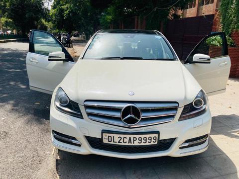 Mercedes Benz C Class C 250 CDI BlueEFFICIENCY (2012) in New Delhi