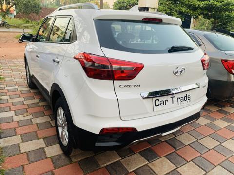 Hyundai Creta SX+ 1.6 U2 VGT CRDI AT (2015) in Pathanamthitta