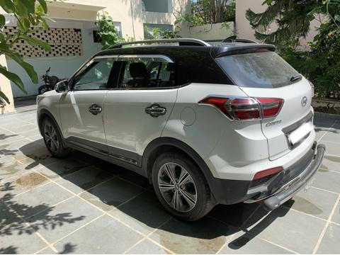 Hyundai Creta SX+ 1.6 Diesel Special Edition (2018) in Udaipur