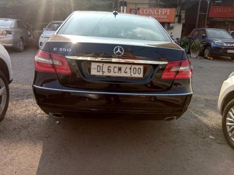 Mercedes Benz E Class E350 Avantgarde (2013) in Faridabad